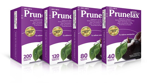 Prunelax Extra Strength Tablets